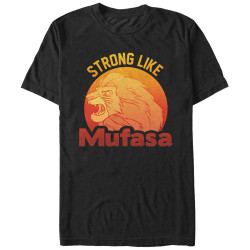 Image for Strong Like Mufasa T-Shirt
