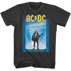 Image for AC/DC T-Shirt - Classic Who Made Who