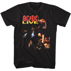 Image for AC/DC T-Shirt - Live