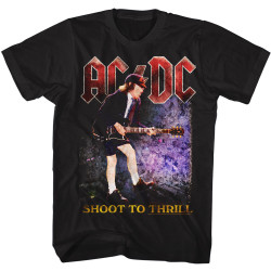 Image for AC/DC T-Shirt - Classic Dirty Deeds