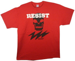 Image for Terminator Resist T-Shirt