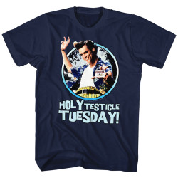 Image for Ace Ventura Pet Detective T-Shirt - Tuesday