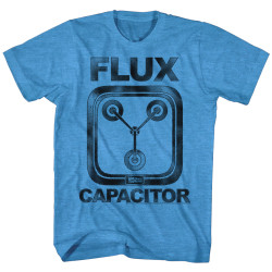 Image for Back to the Future T-Shirt - Flux