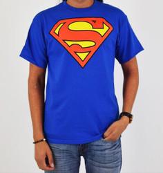 Image for Superman T-Shirt - Classic Logo