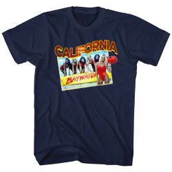Image for Baywatch T-Shirt - Greetings from Cali