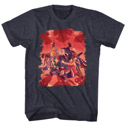 Image for Bill & Ted's Excellent Adventure T-Shirt - Shadows