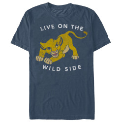 Image for The Lion King Premium T-Shirt - Wild One