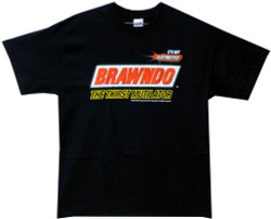 Image Closeup for Brawndo T-Shirt - the Thirst Mutilator Idiocracy