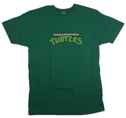 Image Closeup for Teenage Mutant Ninja Turtles Logo T-Shirt