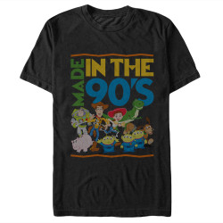 Image for Toy Story T-Shirt - Made in the 90s