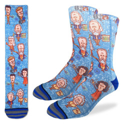 Image for Greatest Scientists Socks