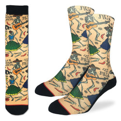 Image for Day of the Dead Socks
