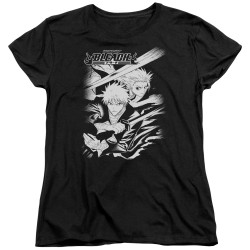 Image for Bleach Womans T-Shirt - Swords