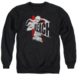 Image for Bleach Crewneck - Sword Drawn