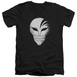 Image for Bleach V Neck T-Shirt - Mask