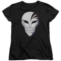 Image for Bleach Womans T-Shirt - Mask