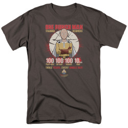 Image for One Punch Man T-Shirt - Training Regiment