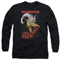 Image for One Punch Man Long Sleeve Shirt - Heroic Fist