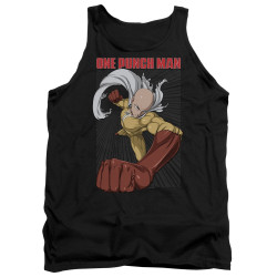 Image for One Punch Man Tank Top - Heroic Fist