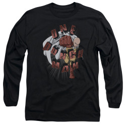 Image for One Punch Man Long Sleeve Shirt - One Punch Smash