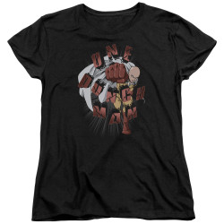 Image for One Punch Man Womans T-Shirt - One Punch Smash