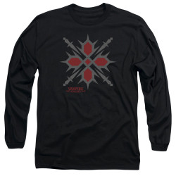 Image for Vampire Knight Long Sleeve Shirt - Hunter Symbol