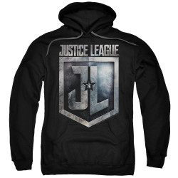 Image for Justice League Movie Hoodie - Shield Logo