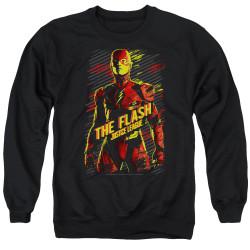 Image for Justice League Movie Crewneck - the Flash