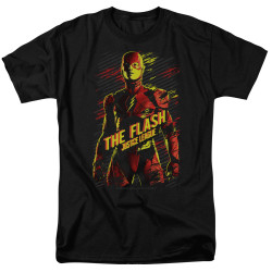 Image for Justice League Movie T-Shirt - the Flash