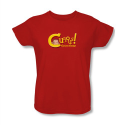 Image for Curious George Curious! Woman's T-Shirt