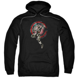 Image for Justice League Movie Hoodie - Cyborg