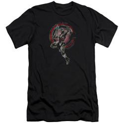 Image for Justice League Movie Premium Canvas Premium Shirt - Cyborg