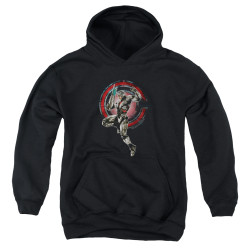 Image for Justice League Movie Youth Hoodie - Cyborg