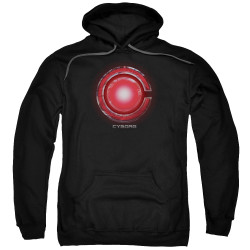 Image for Justice League Movie Hoodie - Cyborg Logo