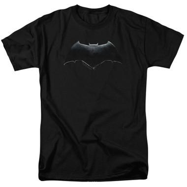 Image for Justice League Movie T-Shirt - Batman Logo