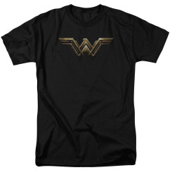 Image for Justice League Movie T-Shirt - Wonder Woman Logo