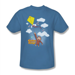 Image Closeup for Curious George Flight T-Shirt