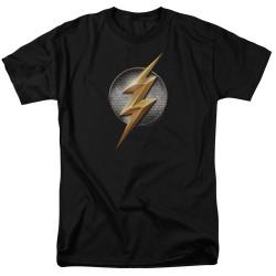 Justice League Movie T-Shirt - Flash Logo