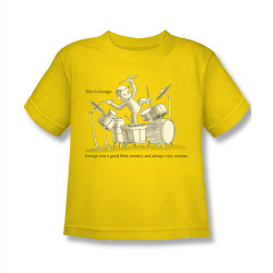 Image for Curious George This is George Kids T-Shirt