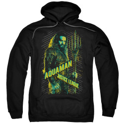 Image for Justice League Movie Hoodie - Aquaman