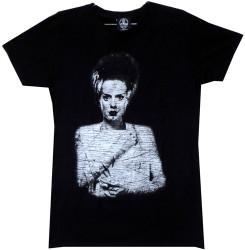 Image for Frankenstein Bride Girls T-Shirt