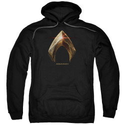 Image for Justice League Movie Hoodie - Aquaman Logo