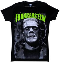 Image for Frankenstein Girls T-Shirt
