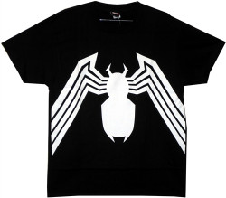 Image Closeup for Venom T-Shirt - Leggs