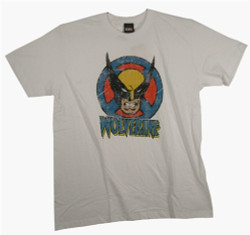 Image Closeup for Wolverine T-Shirt - Regulator