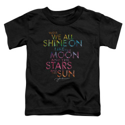 Image for John Lennon Toddler T-Shirt - All Shine On
