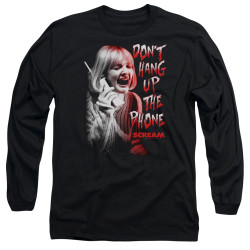 Image for Scream Long Sleeve Shirt - Don't Hang Up