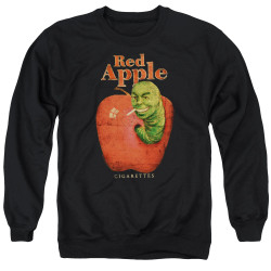 Image for Pulp Fiction Crewneck - Red Apple