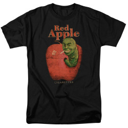 Image for Pulp Fiction T-Shirt - Red Apple