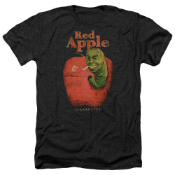 Image for Pulp Fiction Heather T-Shirt - Red Apple